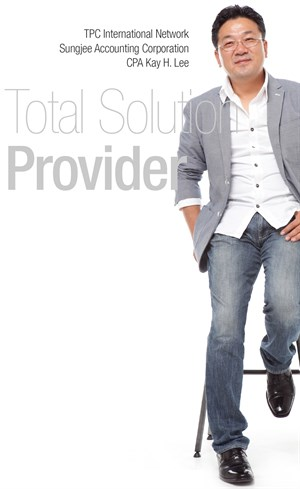Kay H. Lee - Total Solution Provider